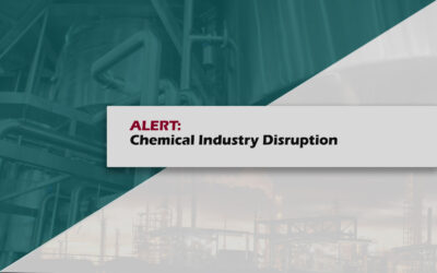 ALERT: Chemical Industry Disruption