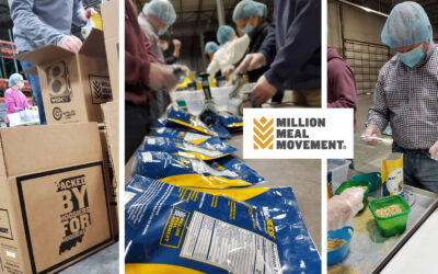 Million Meals Packing Event
